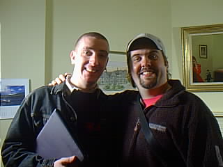 Karl & Ross (Most Haunted Team)